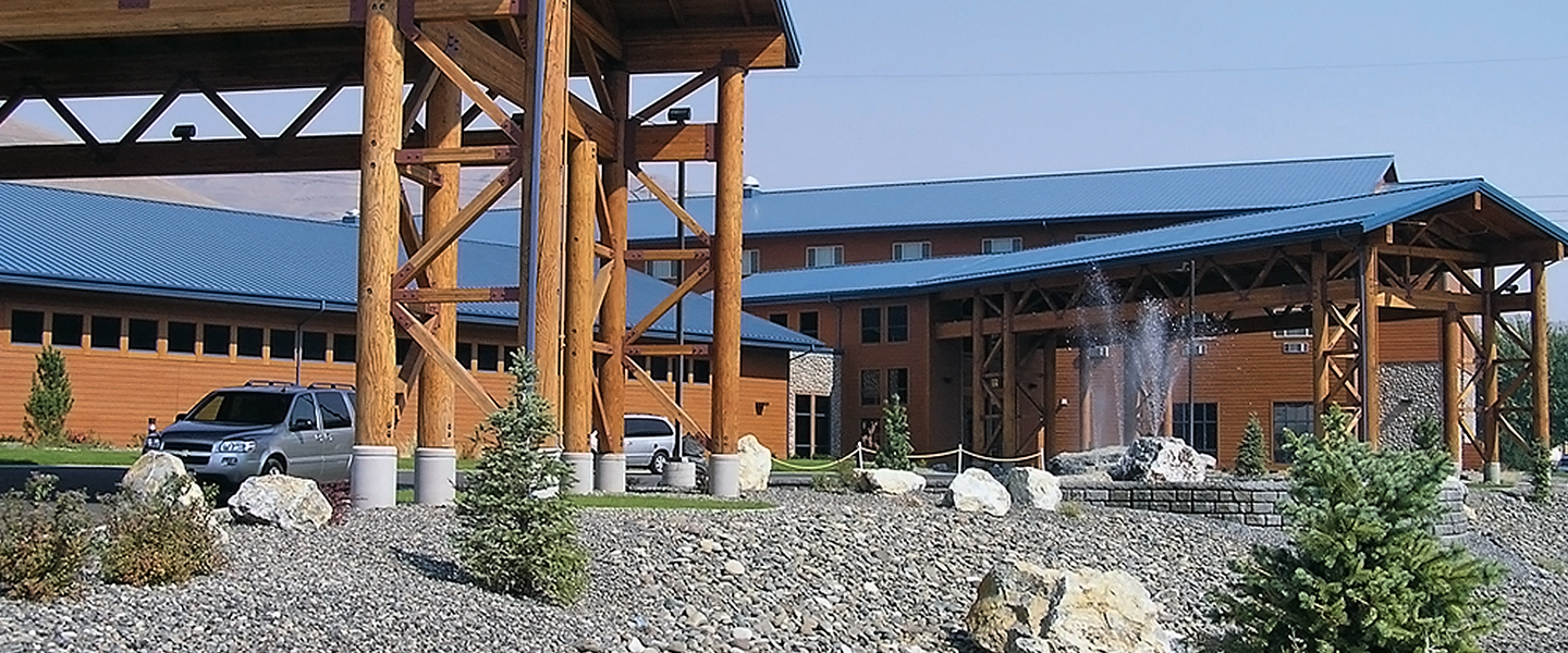 Clearwater River Casino & Lodge.